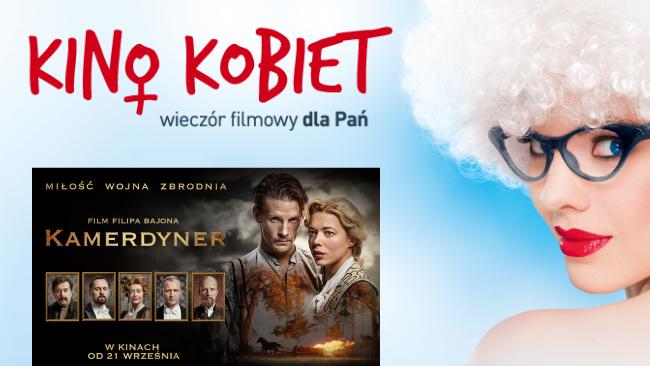 """Jesienne """"Kino Kobiet"""" i epicki film w kinie Helios!"""