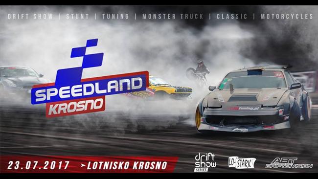 SpeedLand Krosno 2017, czyli Drift Show Series na lotnisku w Krośnie