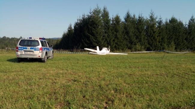 Mężczyzna śmiertelnie potrącony… przez lecący samolot