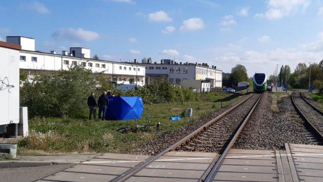 Tragiczny wypadek na przejeździe kolejowym w Rzeszowie