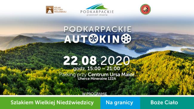 Podkarpackie autokino, czyli pomysł na weekend w Bieszczadach