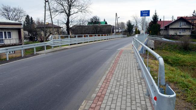 Zakończono przebudowę drogi powiatowej przez Wróblik