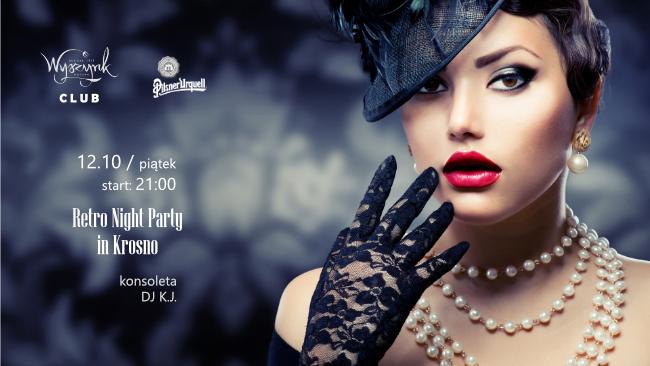 Retro Night Party in Krosno [IMPREZA]