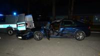 34-latek z pościgu usłyszał dwa zarzuty, w tym za posiadanie narkotyków. Sprawa jest rozwojowa