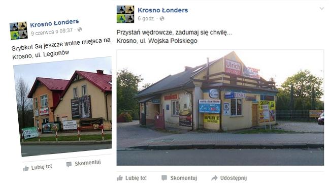 """Hallo Krosno: """"Krosno Łonders"""""""
