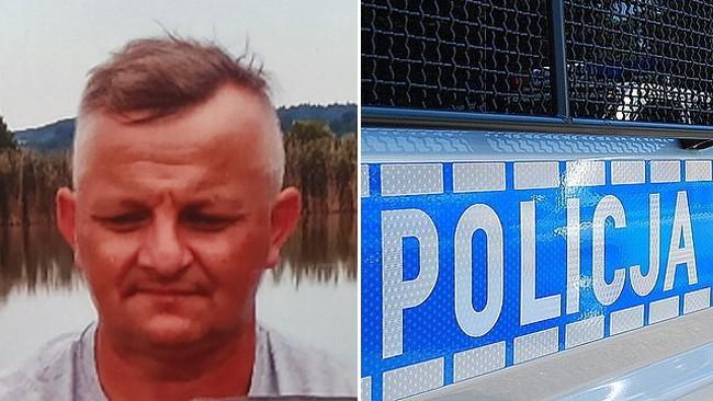 Zaginął Artur Jaskółka, 44-letni Krośnianin