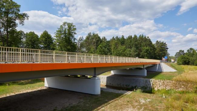 Nowy most w Sieniawe powstanie do końca listopada 2020
