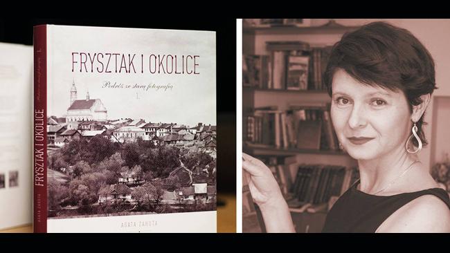 """""""Frysztak i okolice"""" - spotkanie autorskie z Agatą Zahutą w PBW"""
