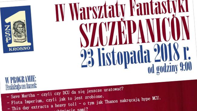 """Fantastycznie w """"Szczepaniku"""""""