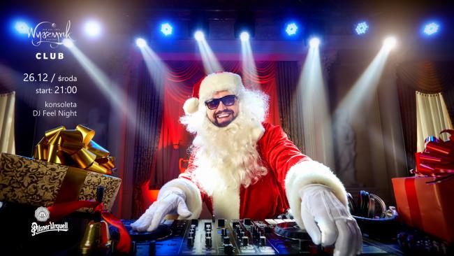 Szczepan, czyli Christmas Party w Wyszynku [IMPREZA]