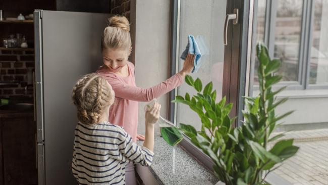 Jak pielęgnować okna PVC, aby wyglądały jak nowe?