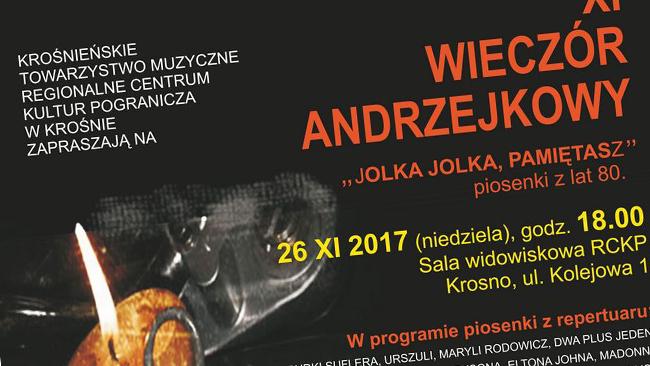 26.11: Andrzejki w RCKP