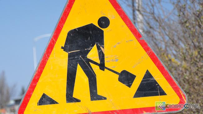 Utrudnienia na drodze Wróblik Królewski - Ladzin