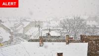 W środę intensywne opady śniegu i fatalne warunki na drogach [ALERT]