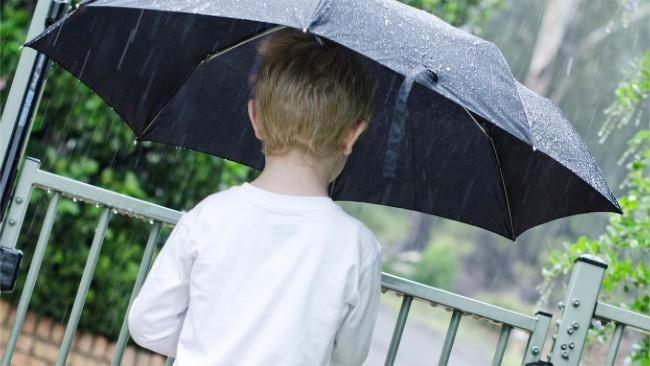 Pogoda zepsuje się w środę późnym popołudniem, koniec dnia deszczowy. W czwartek 16°C