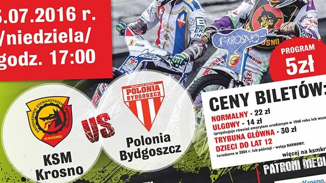 KSM Krosno vs Polonia Bydgoszcz