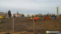 """Trzy bloki i 71 mieszkań powstanie przy rondzie """"Dywizjonu 303"""""""