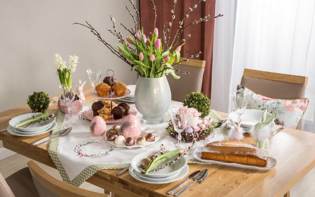 Śniadanie Wielkanocne - przygotuj wyjątkową aranżację dla swoich bliskich