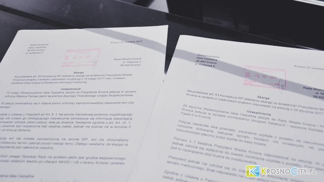 """""""Prezydent nie odpisał na petycje"""". Stowarzyszenie złożyło skargi"""