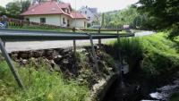 Czarnorzeki: wyremontują zniszczone przepusty drogowe