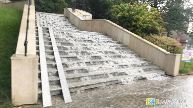 Hello Krosno: mamy wodospad! Zobacz film!