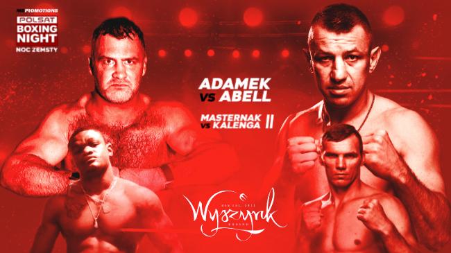 """Polsat Boxing Night 8: """"Noc Zemsty"""" w Wyszynku!"""