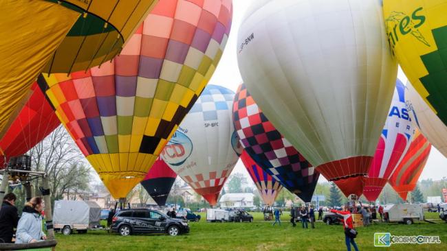 XX Górskie Zawody Balonowe i Balony nad Krosnem