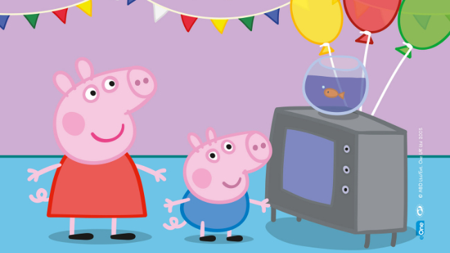 Świnka Peppa będzie gościć w VIVO! Krosno