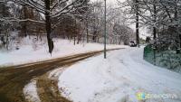 Mróz oraz intensywne opady śniegu. Możliwe śnieżne zawieje