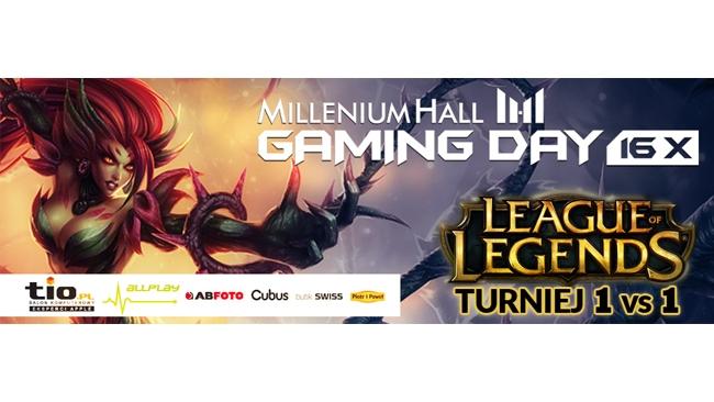 Trwają zapisy do Millenium Hall Gaming Day