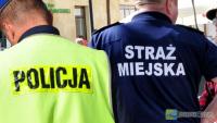 Od czwartku straże gminne i miejskie zostaną poddane nadzorowi policji
