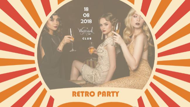 Retro Night Paty - hity lat '70, '80 i '90 [IMPREZA]