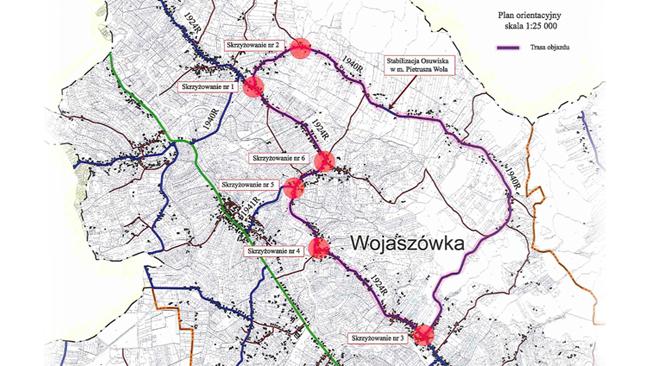 1 lipca zamkną drogę w Pietruszej Woli. Sprawdź objazdy