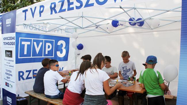 Telewizja Rzeszów spotka się z widzami w Boguchwale. Rusza jesienna ramówka