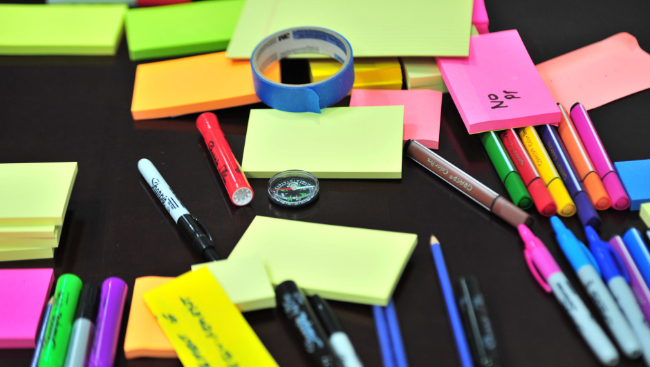Wyposażenie biura - najbardziej popularne artykuły biurowe