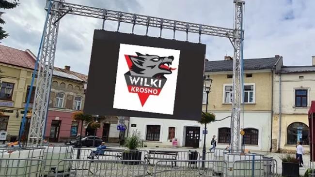 Na krośnieńskim Rynku obejrzysz półfinał fazy play-off pomiędzy Zdunek Wybrzeżem Gdański, a Cellfast Wilkami Krosno