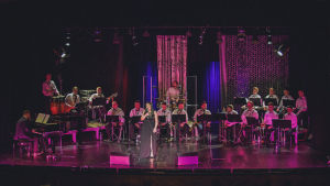Big band Jass Brass Consort - koncert w K15