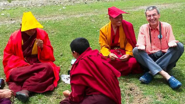 """""""Tybet. Wokół Świętej Góry Kajlas"""" - spotkanie z podróżnikami"""
