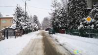 Mamy połowę kwietnia, a nadchodzą śnieżyce! W środę spadnie 30 cm puszystego śniegu!