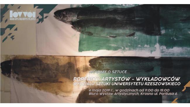 Portrety artystów w BWA. Projekcja filmu