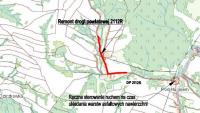 W czwartek i piątek utrudnienia na drodze Królik Polski - Bałucianka