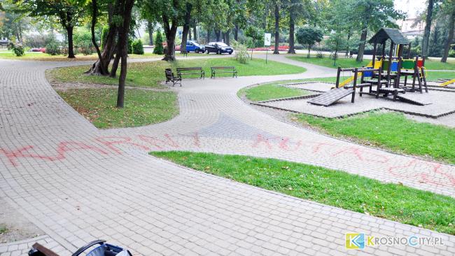 """Hello Krosno: """"Karniak"""" w parku na Grodzkiej"""