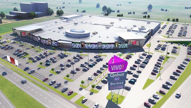 Powstanie centrum handlowe VIVO! Otwarcie zaplanowano na przyszły rok
