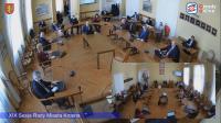 XIX sesji Rady Miasta Krosna [NA ŻYWO od godziny 9:00]