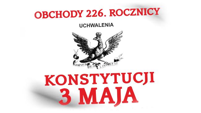 Święto Konstytucji 3 Maja i XIX Bieg Konstytucji