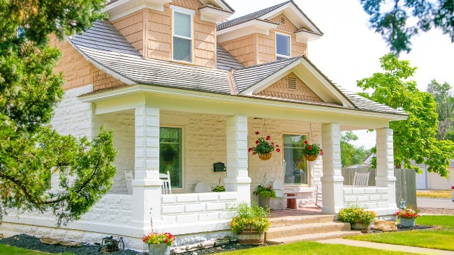 Projekt małego domu dla Ciebie!