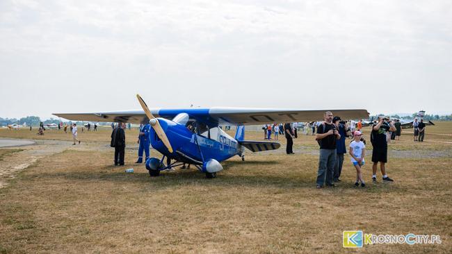 Aeroklub Podkarpacki zaprasza na dni otwarte i powitanie lata